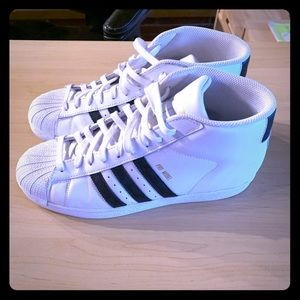 Adidas Pro Model. Worn once great condition.